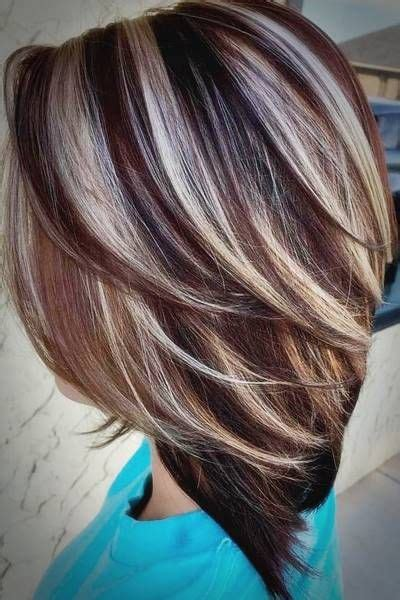 Color Tips For Brown Hair by Tips For Choosing Hair Color Autumn Winter 2019