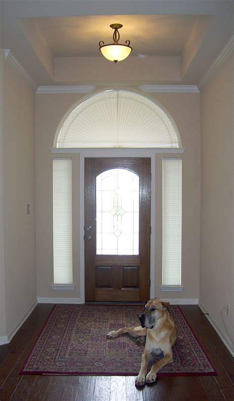 Door Window Coverings by Blinds 171 Window Fashions S