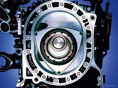 Features and Disadvantages of Wankel Rotary Engines