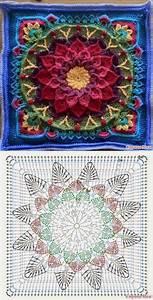 The Ultimate Granny Square Diagrams Collection  U22c6 Crochet