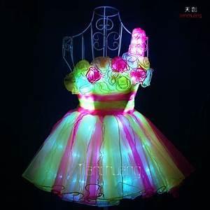 Remote Control Christmas Led Ballet Dancing Skirt Buy