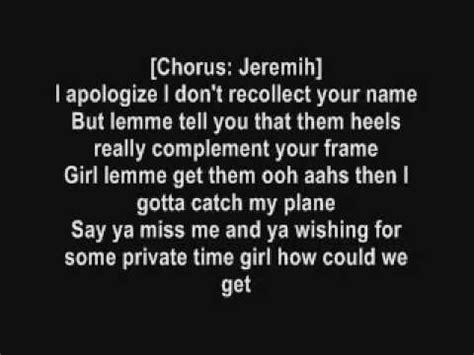 wale rick ross feat jeremih   lyrics video