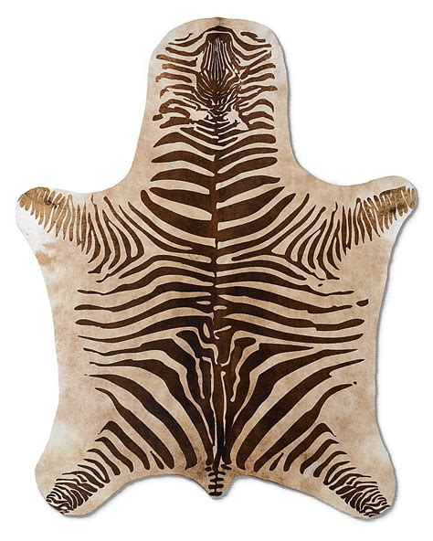 Zebra Cowhide Rugs by Pin By Decor Look Alikes On Restoration Hardware Look