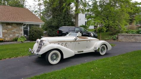 1936 Auburn Speedster 851 Secondgeneration