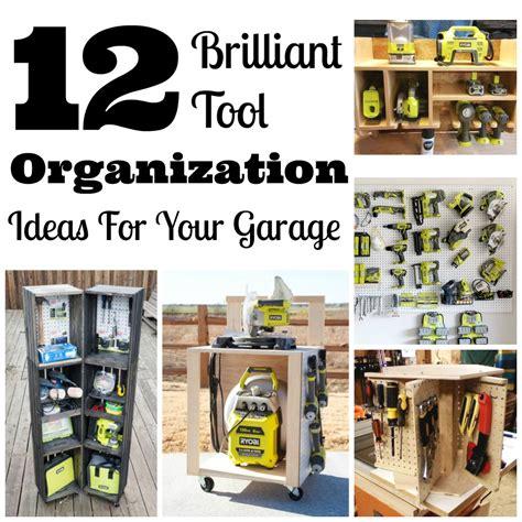 Kitchen Drawer Organizing Ideas - 12 brilliant tool organization ideas her tool belt