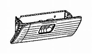 Dodge Journey Glove Box  Instrument Panel  Export  Trim   No Description Available