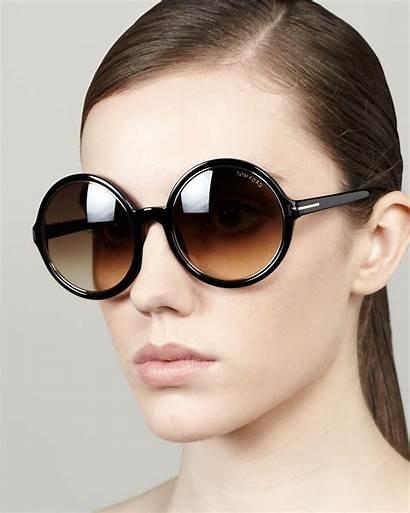 Ford Sunglasses Tom Carrie Oversized Gr Shny