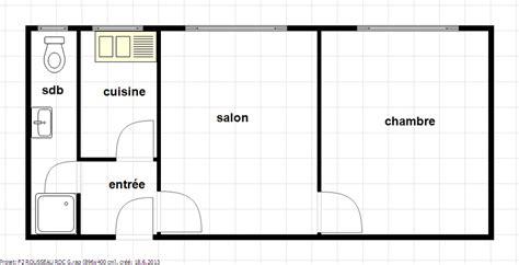 creer une cuisine rousseau appartement f2 rdc g