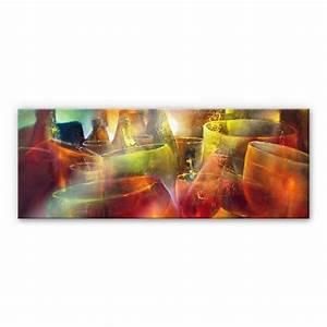 Tableau En Verre : tableau en verre acrylique schmucker wall ~ Melissatoandfro.com Idées de Décoration