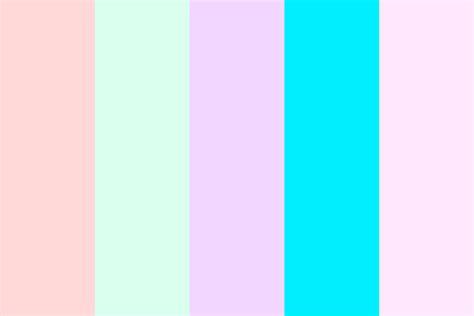 Cool Colour by Cool Colors Color Palette