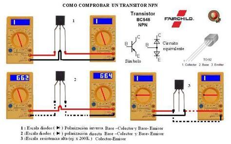 solucionado fuga en transistores nuevos yoreparo