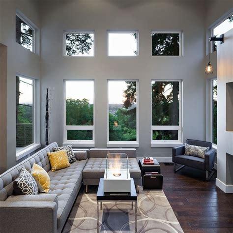 Wohnzimmer Modern Grau by Wohnzimmer Grau Einrichten Und Dekorieren