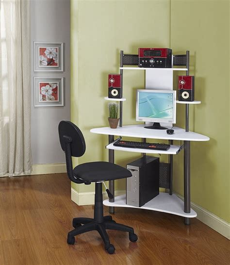 L Shaped Desk For Small Space Ideas  Greenvirals Style