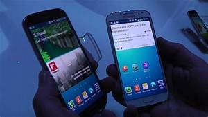 Samsung Galaxy S4 - Comparing the black and the white ...