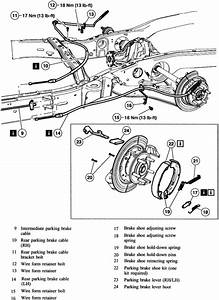 2004 Rear F250 Brake Diagram