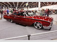 Gerard Feigl's 1960 Ford Starliner Has Ford Power and A