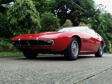 Maserati Ghibli Modification by Michaeldc 1967 Maserati Ghibli Specs Photos Modification