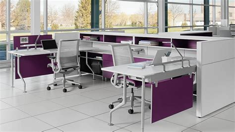 Office Desk Systems by Contemporary Desk System Modular Office Design