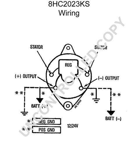 Hcks Alternator Product Details Prestolite