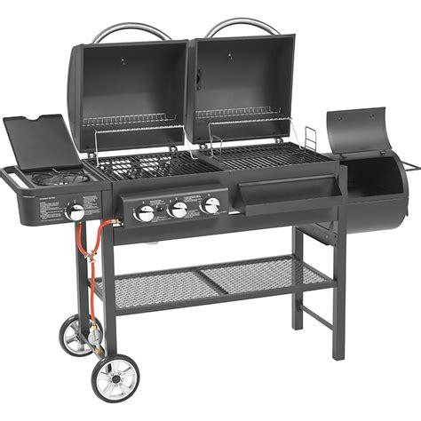 jamestown gas und holzkohle grillstation dean kaufen bei obi