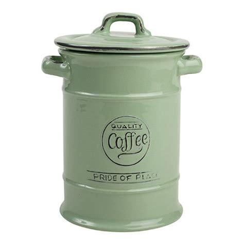 pride  place tea coffee sugar storage jars