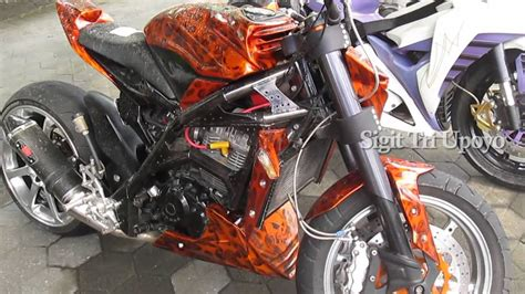 Modification Bike by Motor Bike Modification Contest