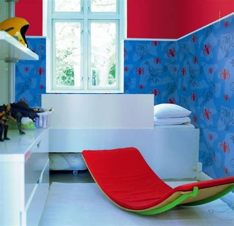 araign馥 dans la chambre papier peint enfant quels motifs et couleurs choisir