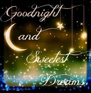 Good Night | Phrases | Pinterest | Sweet dreams, I love ...