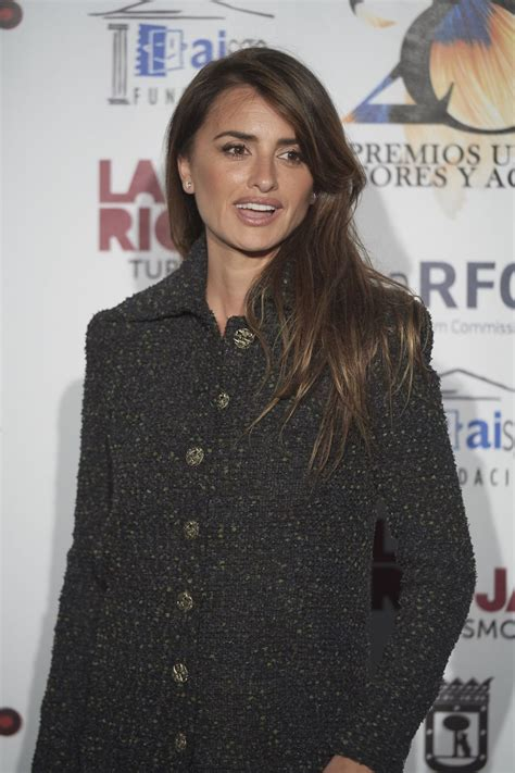 Penelope Cruz - 2019 Union De Actores Awards in Madrid
