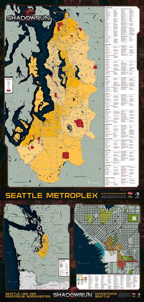 Shadowrun 5th Edition World Map Bing Images Viewletter Co