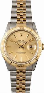 Buy Used Rolex Datejust 16263
