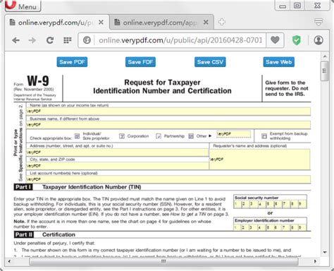convert pdf forms to interactive html forms fill save print and submit interactive forms