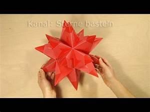 Sterne Weihnachten Basteln : sterne falten bascetta stern basteln origami stern faltanleitung diy weihnachten youtube ~ Eleganceandgraceweddings.com Haus und Dekorationen