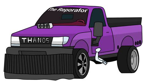 Thanos Car By Xxheavyswagxx On Deviantart