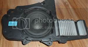 Volvo Xc90 Factory Subwoofer With Harness