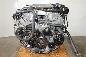 Jdm 03 04 05 06 Nissan 350z Infiniti G35 Motor Vq35 De 3