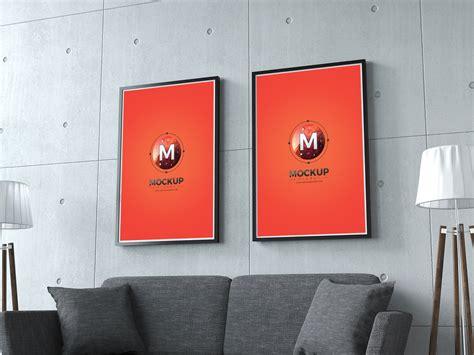 home interior frames home interior photo frames mockup
