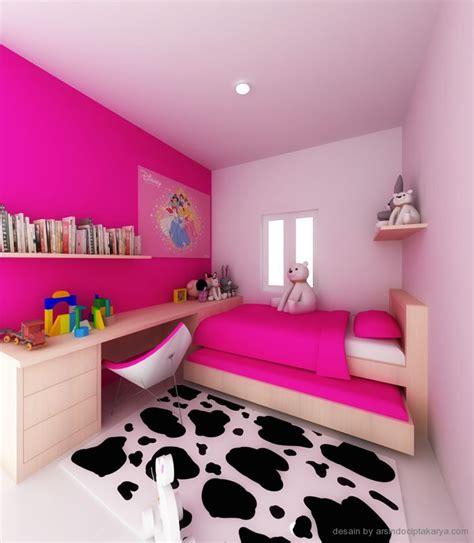 12 Desain Kamar Tidur Anak Perempuan 2018 Terbaru Desain