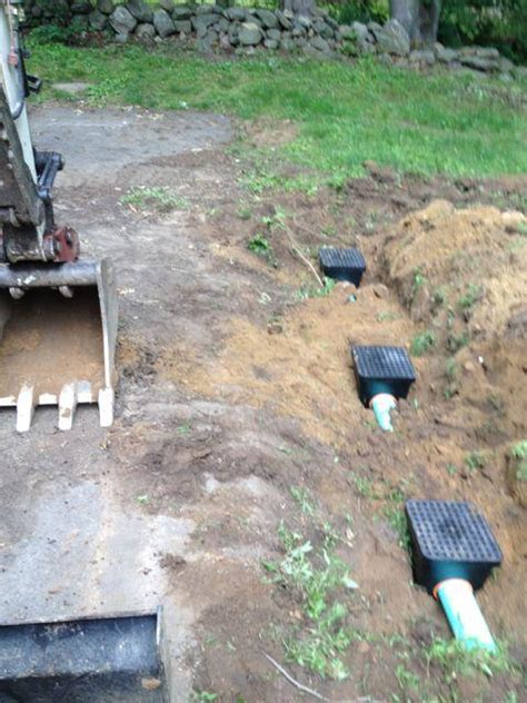 driveway runoff solutions water drainage driveways images