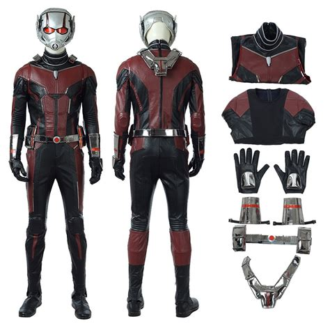 Ant Man Cosplay Costume Ant Man And The Wasp Edition