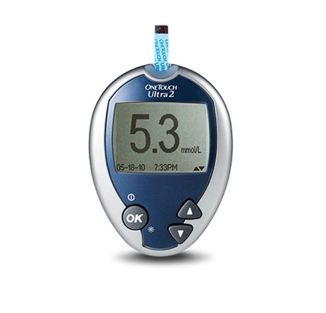 ultra 174 2 blood glucose monitor onetouch 174
