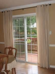 sliding door curtain ideas 25 best ideas about sliding door curtains on