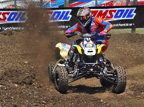 atv motocross itp and josh creamer parnter for 2013 national atv mx