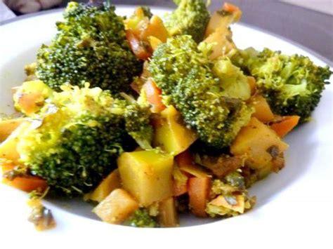 cuisine brocolis recettes végétariennes de brocolis
