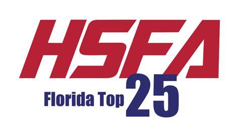 First 2020 High School Football America Florida Top 25 ...