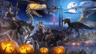 Halloween Survival Ark Evolved