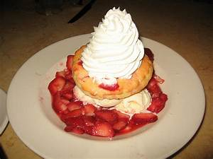 Strawberry Shortcake at The Cheesecake Factory | My ...