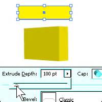 Create 3d Designs With Extrude And Bevel Effects In