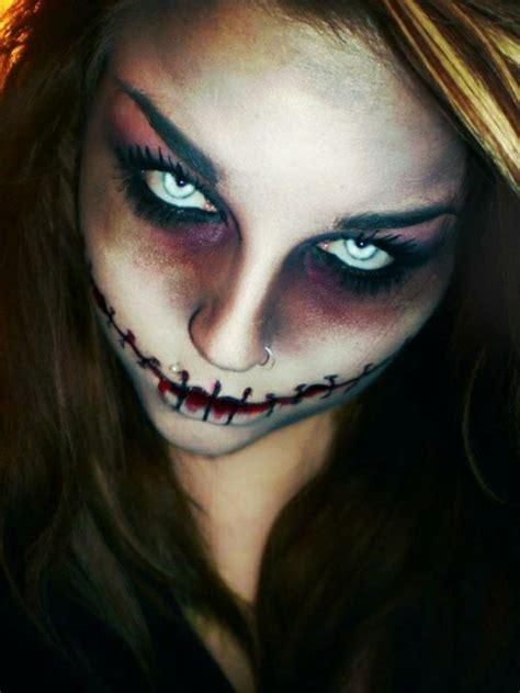 le tuto du maquillage de halloween artistique archzinefr