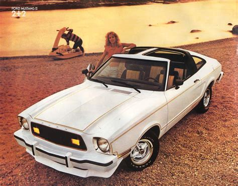1978 Mustang Ii by 1978 Ford Mustang Ii Classic Automobiles